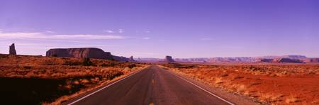 Highway 193 Monument Valley UT