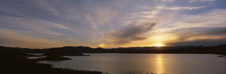 Sunrise Temple Bar Lake Mead Recreational Area AZ