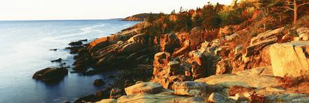 Otter Rocks Acadia National Park ME