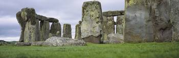 Rock formations of Stonehenge