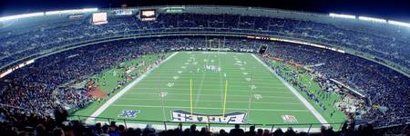Philadelphia Eagles NFL Football Veterans Stadium
