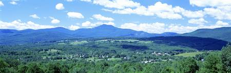 Camels Hump Waterbury Center VT