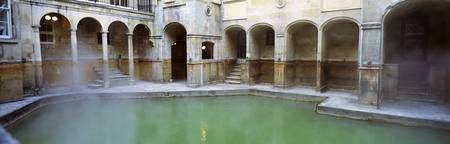 Roman Baths Bath England
