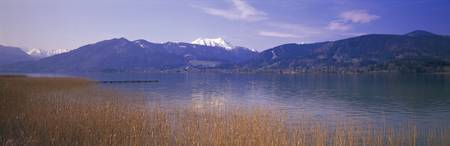 Tegernsee Bavaria Germany