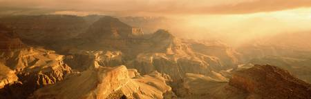 Sunrise Hopi Point Grand Canyon National Park AZ