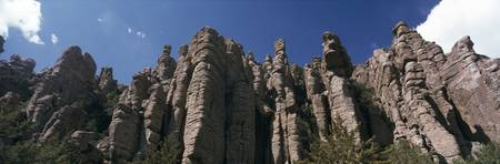 Rock formations