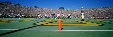 University of Michigan football Ann Arbor MI