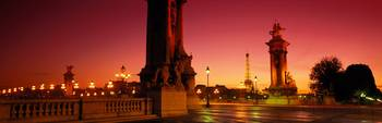 Pont Alexandre III Paris France