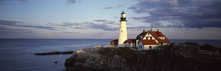 Portland Head Lighthouse Cape Elizabeth ME