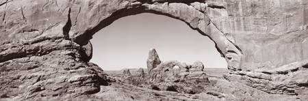 Turret Arch Arches National Park UT