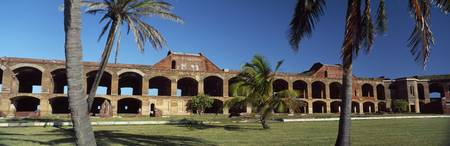 Fort Jefferson Dry Tortugas National Park FL
