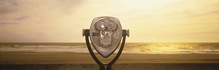Mechanical Viewer Pacific Ocean California