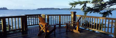 Adirondack Chairs Middle Beach Lodge Vancouver BC