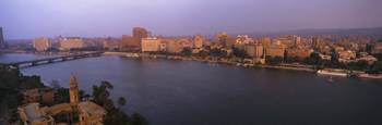 River Nile Cairo Egypt