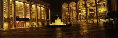Lincoln Center New York NY