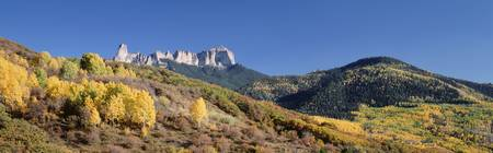 Uncompahgre National Forest CO