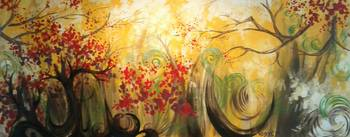 Rhythm of Spring 32x80 - By Design Show