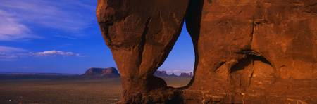 Teardrop Window Monument Valley AZ