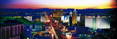 The Strip Las Vegas NV