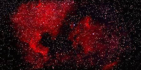 North American Nebula (Photo Illustration)