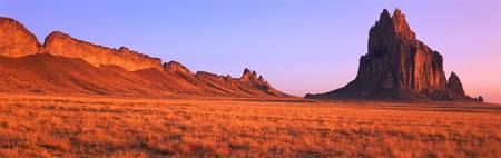 Ship Rock Mountain Shiprock NM