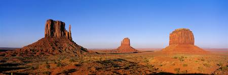 Monument Valley Tribal Park Navajo Reservation AZ