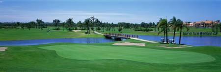 Golf Course Gold Coast Queensland Australia