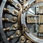 Vault Door - Chicago Board of Trade by James Howe
