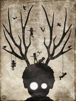 deer imaginary friends