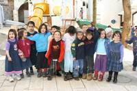 Hebron children