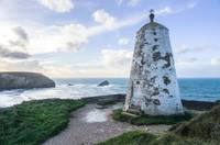 Pepperpot portreath Daymark