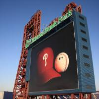 """""""Citizens Bank Park - Philadelphia Phillies"""" by Ffooter"""