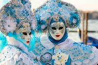 Venice during carnival time