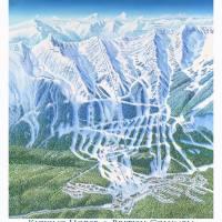 """""""Kicking Horse resort, British Columbia"""" by jamesniehuesmaps"""