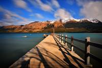 Jetty At Glenorchy