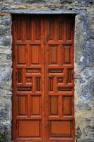 Mission Concepcion Door by Paul Gaither