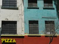 Mexico City:  Pizza