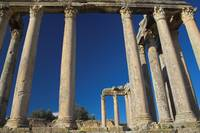 Temple of Juno-Caelestis