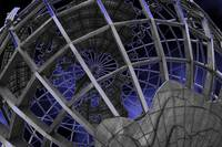 Unisphere Abstract