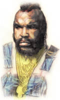 B.A. Baracus or Mr. T from the A-Team