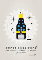 My SUPER SODA POPS No-22