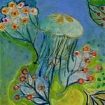 Jellyfish II by Jennifer Lommers