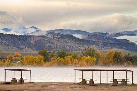 Foothills Reservoir Boulder County