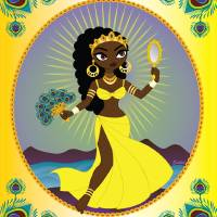 """""""Oshun"""" by Evilkid"""