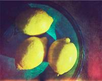 Lemons in a bowl-small