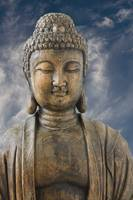 Buddha with Clouds