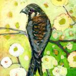 The NeverEnding Story No 90 - American Kestrel by Jennifer Lommers