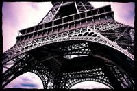 Eiffel Tower Romance by Carol Groenen