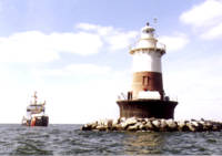 Pecks Ledge Lighthouse