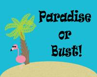 Flamingo Paradise or Bust